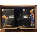 Figuras Dragon Ball Z Dramatic Showcase Vol.1 Y 2 Originales