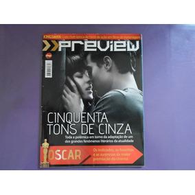 Revista Preview - 50 Tons De Cinza Ed. 65