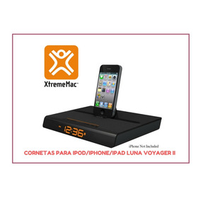 Cornetas Para Ipod/iphone/ipad Xtrememac Luna Voyager Ii