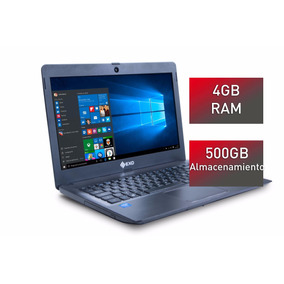 Notebook Exo Smart R9 1445s 4g Ram 500g Disco Envío