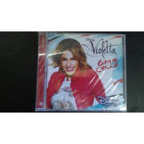 Violetta Cd Gira Mi Canción ( Nuevo Cerrado)
