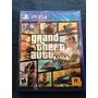 Gta 5 V Grand Theft Auto Ps4 Español