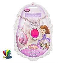 Amuleto Princesita Sofia 100% Original Disney Store
