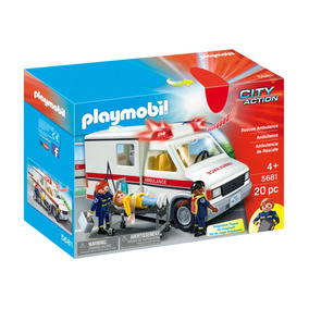 Playmobil City 5681 - Ambulância