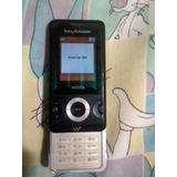 Sony Ericsson W205a (operativo Para Movilnet)