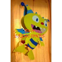 Piñatas 70cm Pocoyo Frutillita Ositos Cariñosos Cars