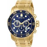 Relógio Invicta Pro Diver - 0073 - Azul Masculino