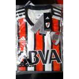 Camiseta River Plate 2018 adidas Tricolor Suplente Nueva Mp