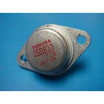 2sd820 Original Toshiba Substitui Tr. Bu 208a Promoção 3,99