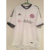 Camiseta Bayern Munchen 2004 Doble Tela M adidas Alemania