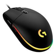 Mouse Gamer Logitech G203 Lightsync Rgb