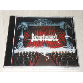 Cd Death Angel - Act 3 1990 (americano) Lacrado