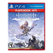 Horizon Zero Dawn Complete Edition - Ps4 Fisico Usado