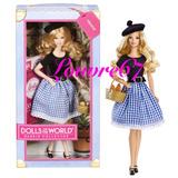 Barbie Francia Coleccion Munecas Del Mundo Pasaporte 2013