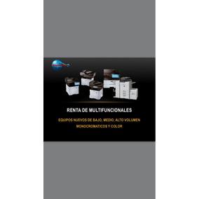 Copiadoras Samsung-sharp Renta De Equipos Nuevos