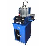 Laboratorio De Limpieza De Inyectores Automatico 6inyectores