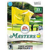 Juego Xbox 360 Tiger Woods Pga Tour 12 The Masters - Ninten