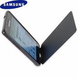 Flip Cover Funda Rígida Para Samsung Galaxy S2 Con Tapa