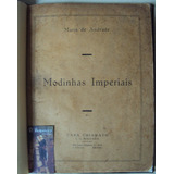 Modinhas Imperiais - Mário De Andrade - 1ª Edição