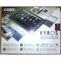 Tablet Coby Kyros Mid8020-4g