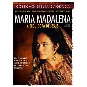 Dvd Maria Madalena (gospel / Bíblico) Lacrado De Fábrica