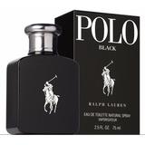 Perfume Ralph Lauren Polo Black Edt 75ml Masculino Original