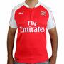 Camisa Arsenal 2015 2016 Oficial Puma Pronta Entrega
