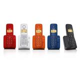 Teléfono Inalámbrico Gigaset A120 Con Base Colores