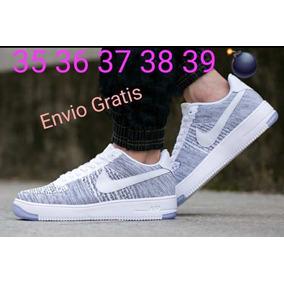 Nike Air Force Supreme Color Gris Zapatillas Urbanas Nike en