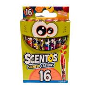 Crayones Con Aroma Caja X 16 Surt Scentos Ar1 40281 Ellobo