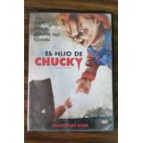 Dvd Seminueva El Hijo De Chucky Excelente Estado