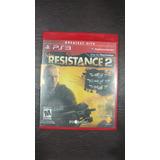 Resistance 2 Juego Ps3 Original Fisico Usado