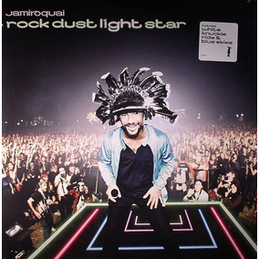 Vinilo Jamiroquai Rock Dust Light Star