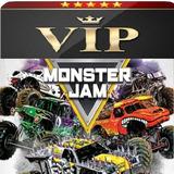 Entradas Monster Jam Platea Vip Centro A26 A27 Lo Mejor Aca