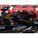 Pontiac Trans Am 1977 Smokey And The Bandit 1:24 Greenligth-