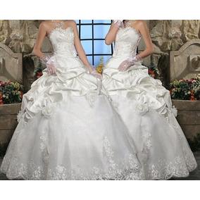 Vestido De Noiva Debutante - Novo- Pronta Entrega