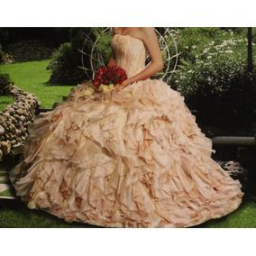 Hermoso Vestido Xv Años Rafael Couture
