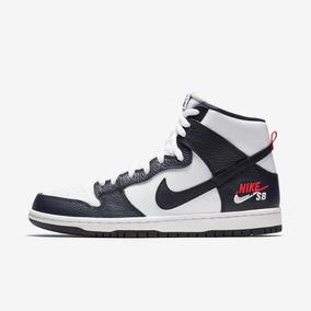 Zapatillas Nike Sb Botitas Dunk Sb Azules Nuevas Originales