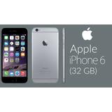 Iphone Apple 6 32gb 1 Ano Apple Anatel Leia Anuncio