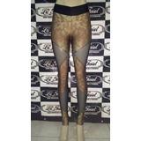 Kit 3 Legs Sirre Lipsy Fitness Feminina G Entrega Imediata