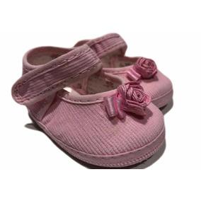 Zapato Guillermina Bebe Gorditoo Rosa