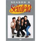 Dvd: Seinfeld 8 Va Temporada Completa