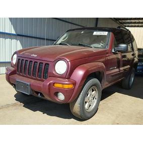 Jeep Liberty 2002-2004: Computadora De Motor