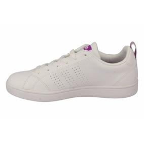 Tenis adidas Advantage Bb9616 Blanco - Mujer