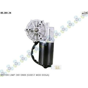 Motor Limpador Para-brisa 24v Onibus