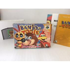 Banjo Tooie Completo! Para Nintendo 64 Original Raro