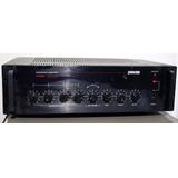 Amplificador De Sonido Paso Series 4000 Made In Italy