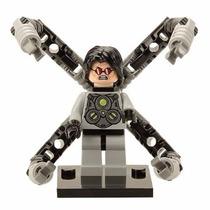 Minifigure Doutor Octopus ( Compatível Com Lego )