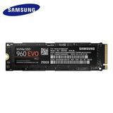 Disco Ssd M2 Samsung 960 Evo 250gb Nvme Interno(mz-v6e250bw)