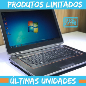 Notebook Dell Intel Core I5 8gb 320gb Win 7 Pro Semi Novo